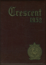 1952 Edition, Academy of the Visitation - Crescent Yearbook (St Louis, MO)