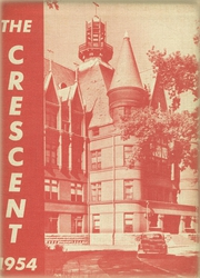 1954 Edition, Academy of the Visitation - Crescent Yearbook (St Louis, MO)