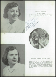 Page 12, 1955 Edition, Academy of the Visitation - Crescent Yearbook (St Louis, MO) online yearbook collection