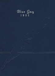 1952 Edition, Weston High School - Blue Jay Yearbook (Weston, MO)