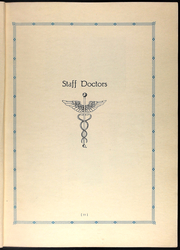 Page 13, 1930 Edition, Independence Sanitarium School of Nursing - Sanilog Yearbook (Independence, MO) online yearbook collection