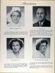 Page 13, 1950 Edition, Independence Sanitarium School of Nursing - Sanilog Yearbook (Independence, MO) online yearbook collection