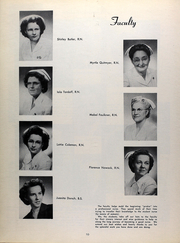 Page 14, 1950 Edition, Independence Sanitarium School of Nursing - Sanilog Yearbook (Independence, MO) online yearbook collection