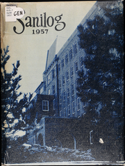 1957 Edition, Independence Sanitarium School of Nursing - Sanilog Yearbook (Independence, MO)