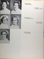 Page 36, 1958 Edition, Independence Sanitarium School of Nursing - Sanilog Yearbook (Independence, MO) online yearbook collection
