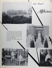 Page 46, 1958 Edition, Independence Sanitarium School of Nursing - Sanilog Yearbook (Independence, MO) online yearbook collection