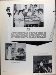 Page 52, 1958 Edition, Independence Sanitarium School of Nursing - Sanilog Yearbook (Independence, MO) online yearbook collection