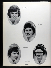 Page 14, 1964 Edition, Independence Sanitarium School of Nursing - Sanilog Yearbook (Independence, MO) online yearbook collection