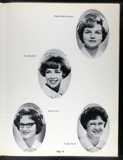 Page 17, 1964 Edition, Independence Sanitarium School of Nursing - Sanilog Yearbook (Independence, MO) online yearbook collection