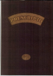 1932 Edition, St Louis College of Pharmacy - Prescripto Yearbook (St Louis, MO)