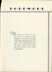 Page 11, 1933 Edition, St Louis College of Pharmacy - Prescripto Yearbook (St Louis, MO) online yearbook collection