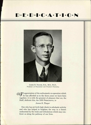 Page 13, 1933 Edition, St Louis College of Pharmacy - Prescripto Yearbook (St Louis, MO) online yearbook collection