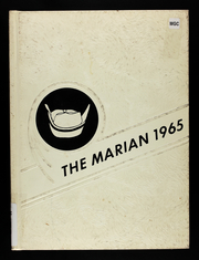 1965 Edition, St Marys Hospital School of Nursing - Marian Yearbook (Kansas City, MO)