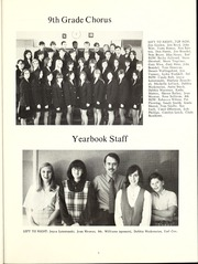 Page 11, 1971 Edition, Fairview Junior High School - Smoke Signal Yearbook (Jennings, MO) online yearbook collection