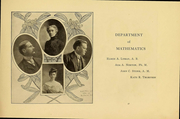 Page 17, 1904 Edition, Eastern Michigan University - Aurora Yearbook (Ypsilanti, MI) online yearbook collection