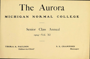 Page 3, 1904 Edition, Eastern Michigan University - Aurora Yearbook (Ypsilanti, MI) online yearbook collection