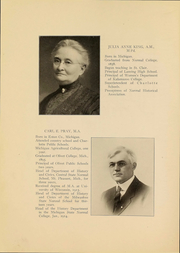 Page 12, 1914 Edition, Eastern Michigan University - Aurora Yearbook (Ypsilanti, MI) online yearbook collection