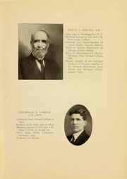 Page 13, 1914 Edition, Eastern Michigan University - Aurora Yearbook (Ypsilanti, MI) online yearbook collection