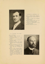 Page 14, 1914 Edition, Eastern Michigan University - Aurora Yearbook (Ypsilanti, MI) online yearbook collection
