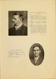 Page 15, 1914 Edition, Eastern Michigan University - Aurora Yearbook (Ypsilanti, MI) online yearbook collection