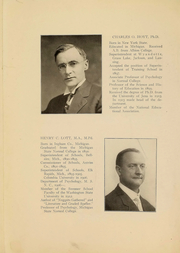 Page 16, 1914 Edition, Eastern Michigan University - Aurora Yearbook (Ypsilanti, MI) online yearbook collection