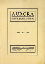 Page 2, 1914 Edition, Eastern Michigan University - Aurora Yearbook (Ypsilanti, MI) online yearbook collection