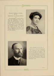 Page 12, 1915 Edition, Eastern Michigan University - Aurora Yearbook (Ypsilanti, MI) online yearbook collection