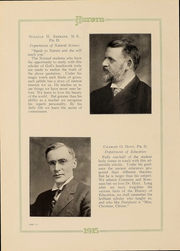 Page 13, 1915 Edition, Eastern Michigan University - Aurora Yearbook (Ypsilanti, MI) online yearbook collection