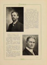 Page 14, 1915 Edition, Eastern Michigan University - Aurora Yearbook (Ypsilanti, MI) online yearbook collection