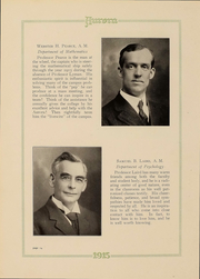 Page 15, 1915 Edition, Eastern Michigan University - Aurora Yearbook (Ypsilanti, MI) online yearbook collection