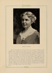Page 9, 1915 Edition, Eastern Michigan University - Aurora Yearbook (Ypsilanti, MI) online yearbook collection