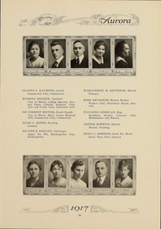 Page 102, 1917 Edition, Eastern Michigan University - Aurora Yearbook (Ypsilanti, MI) online yearbook collection