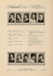 Page 103, 1917 Edition, Eastern Michigan University - Aurora Yearbook (Ypsilanti, MI) online yearbook collection
