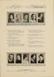 Page 104, 1917 Edition, Eastern Michigan University - Aurora Yearbook (Ypsilanti, MI) online yearbook collection