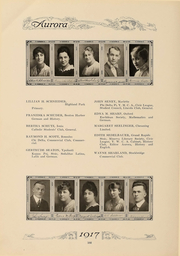 Page 105, 1917 Edition, Eastern Michigan University - Aurora Yearbook (Ypsilanti, MI) online yearbook collection