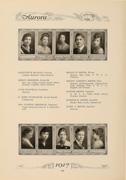 Page 107, 1917 Edition, Eastern Michigan University - Aurora Yearbook (Ypsilanti, MI) online yearbook collection