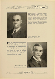 Page 26, 1917 Edition, Eastern Michigan University - Aurora Yearbook (Ypsilanti, MI) online yearbook collection