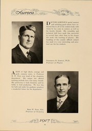 Page 27, 1917 Edition, Eastern Michigan University - Aurora Yearbook (Ypsilanti, MI) online yearbook collection
