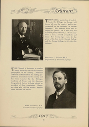 Page 28, 1917 Edition, Eastern Michigan University - Aurora Yearbook (Ypsilanti, MI) online yearbook collection