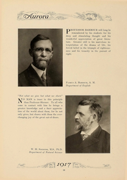 Page 31, 1917 Edition, Eastern Michigan University - Aurora Yearbook (Ypsilanti, MI) online yearbook collection