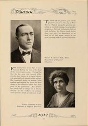 Page 33, 1917 Edition, Eastern Michigan University - Aurora Yearbook (Ypsilanti, MI) online yearbook collection