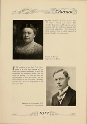 Page 34, 1917 Edition, Eastern Michigan University - Aurora Yearbook (Ypsilanti, MI) online yearbook collection