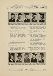 Page 54, 1917 Edition, Eastern Michigan University - Aurora Yearbook (Ypsilanti, MI) online yearbook collection