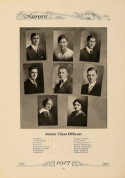 Page 57, 1917 Edition, Eastern Michigan University - Aurora Yearbook (Ypsilanti, MI) online yearbook collection