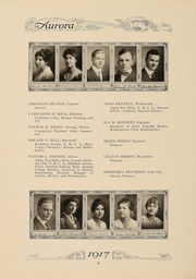 Page 61, 1917 Edition, Eastern Michigan University - Aurora Yearbook (Ypsilanti, MI) online yearbook collection