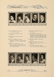 Page 63, 1917 Edition, Eastern Michigan University - Aurora Yearbook (Ypsilanti, MI) online yearbook collection