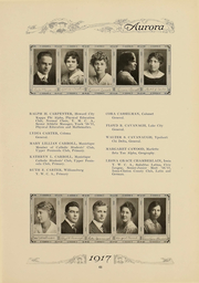 Page 66, 1917 Edition, Eastern Michigan University - Aurora Yearbook (Ypsilanti, MI) online yearbook collection