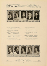 Page 67, 1917 Edition, Eastern Michigan University - Aurora Yearbook (Ypsilanti, MI) online yearbook collection