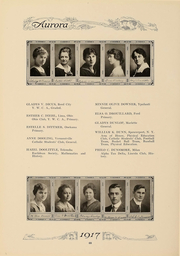 Page 71, 1917 Edition, Eastern Michigan University - Aurora Yearbook (Ypsilanti, MI) online yearbook collection
