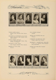 Page 91, 1917 Edition, Eastern Michigan University - Aurora Yearbook (Ypsilanti, MI) online yearbook collection